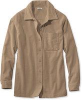 L.L. Bean Comfort Corduroy Big Shirt