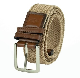 Dockers 1 3/8 in. Stretch Fabric Braided Belt