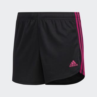 adidas 3-Stripes Mesh Shorts
