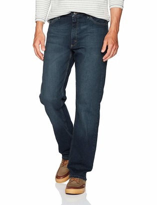 Wrangler Authentics Men's Big & Tall Classic Relaxed Fit Flex Jean