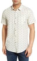 Billabong Men's Traveller Jacquard Woven Shirt