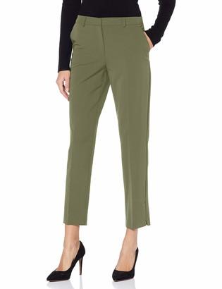 Dorothy Perkins Women's Soft Khaki Ag Trousers