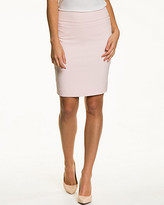 Le Château Crêpe High-Waisted Pencil Skirt