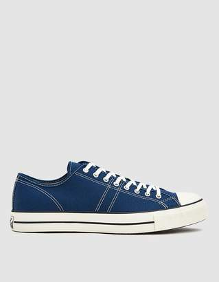 Converse Lucky Star Ox Low Sneaker in Navy