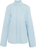 Marni Cotton Jacket - Sky blue