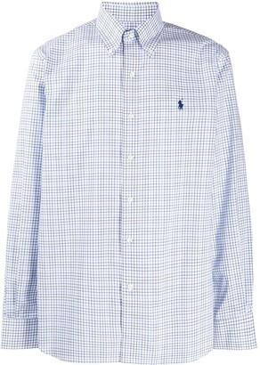 Ralph Lauren Long Sleeved Cotton Shirt