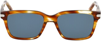 Salvatore Ferragamo Wayfarer Frame Sunglasses