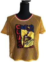 Tommy Hilfiger Yellow Top for Women