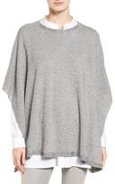 Eileen Fisher Women's Tencel Knit Poncho