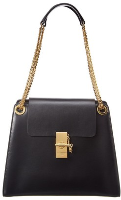 Chloé Medium Annie Leather Shoulder Bag