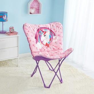 Nickelodeon Jojo Siwa Plush Butterfly Chair