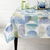 Crate & Barrel Arc Tablecloth