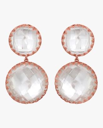 Larkspur & Hawk Large Olivia Day Night Earrings