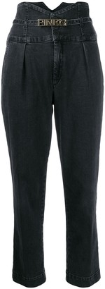 Pinko Tapered Jeans