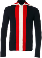 Valentino zipped lightweight jacket - men - Cashmere/Virgin Wool - M