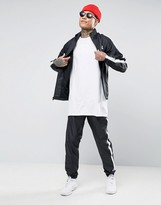 Nike Woven Tracksuit Set In Black 832846-010