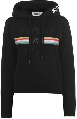 Replay Rainbow Hoodie
