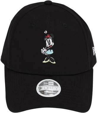 New Era Disney 940 Minnie Mouse Baseball Hat