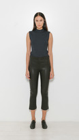 IRO Beck Cropped Leather Pants