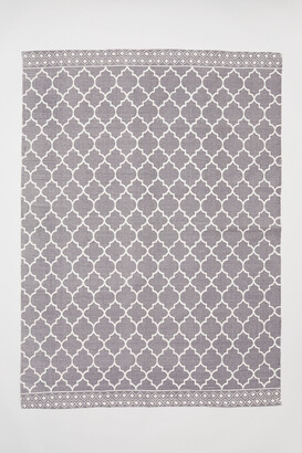 H&M Patterned Cotton Rug