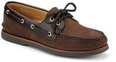 Sperry Gold A/O 2-Eye Men's Boat Shoes