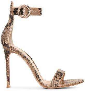 Gianvito Rossi Portofino 105 sandals