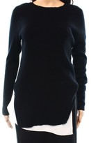 Lauren Ralph Lauren Black Women's Size Large L Crewneck Sweat