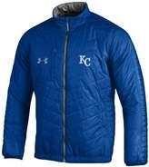 Under Armour Men's Royal Kansas City Royals Accelerate Full-Zip Performance Jacket