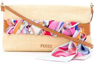 Emilio Pucci Wally and Sirens Song print Vera shoulder bag