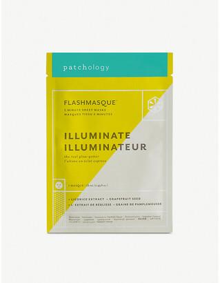 Patchology Flashmasque Illuminate sheet mask