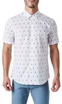7 Diamonds Thunderbolt Woven Shirt