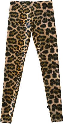 Terez Girl's Leopard Print Leggings, Size S-XL
