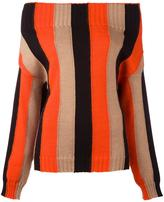 MSGM striped jumper