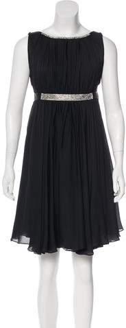 Dolce & Gabbana Embellished Mini Dress