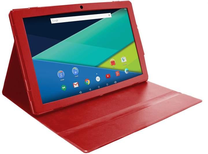 Visual Land Prestige Elite 13Q Quad Core 64GB 13.3-Inch Android 5 Lollipop Tablet with Profolio Case (ME13QTC64MAG)