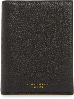 Tory Burch Perry Leather Passport Holder