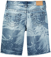 True Religion Palm Tree Short (Big Boys)