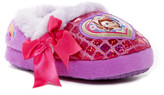 Josmo Sofia the First Faux Fur Slipper (Toddler & Little Kid)
