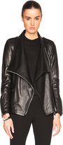 Barbara Bui New Leather Jacket