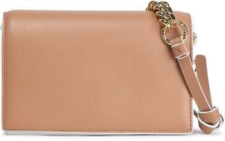 Diane von Furstenberg Soiree Mini Leather Shoulder Bag