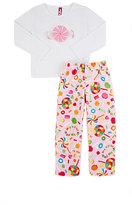 Up Past 8 Candy Pajama Set Size 10