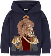 Dolce & Gabbana Sweatshirt with embroidered Lion King