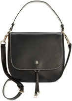 Tommy Hilfiger Effortless Chic Smooth Saddle Crossbody