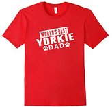 World's Best Yorkie Dad T-Shirt - -