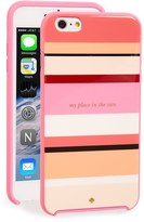 Kate Spade 'my place in the sun' iPhone 6 Plus & 6s Plus case