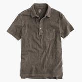 J.Crew Garment-dyed polo shirt