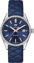 Tag Heuer WAR1114.FC6391 Carrera diamond-set watch