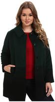 Pendleton Plus Size Topper Coat