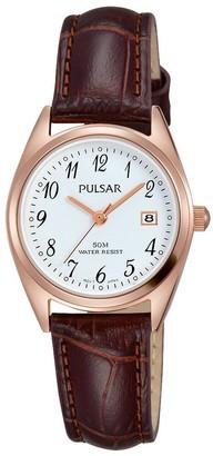 Pulsar Women's Analogue Quartz Watch PH7448X1