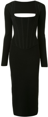 Dion Lee Cutout Midi Dress